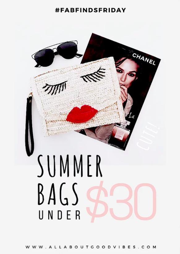 Cute Summer Bags Under $30