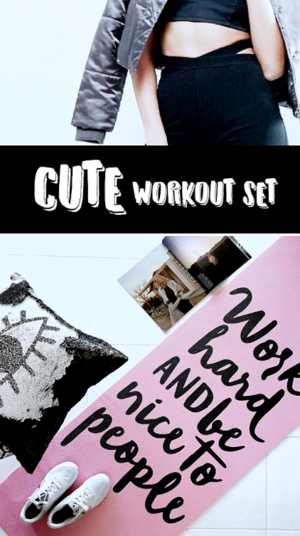 Cute Workout Sets