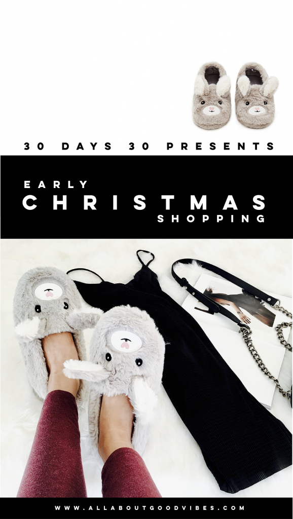 """""""Early Christmas Shopping 