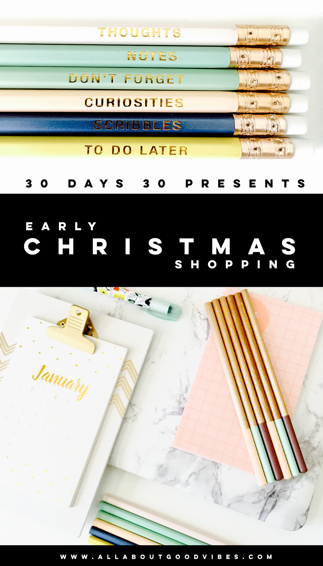 """Early Christmas Shopping 