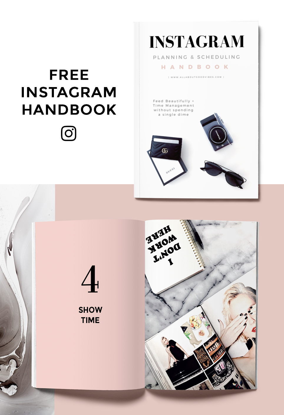 INSTAGRAM PLANNING HANDBOOK FREE DOWNLOAD