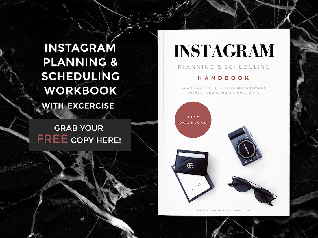Free Download Instagram Planning Handbook