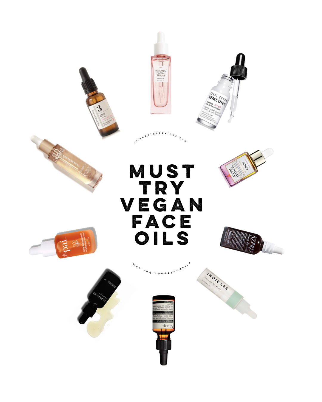 10 Must Try Vegan Face Oils