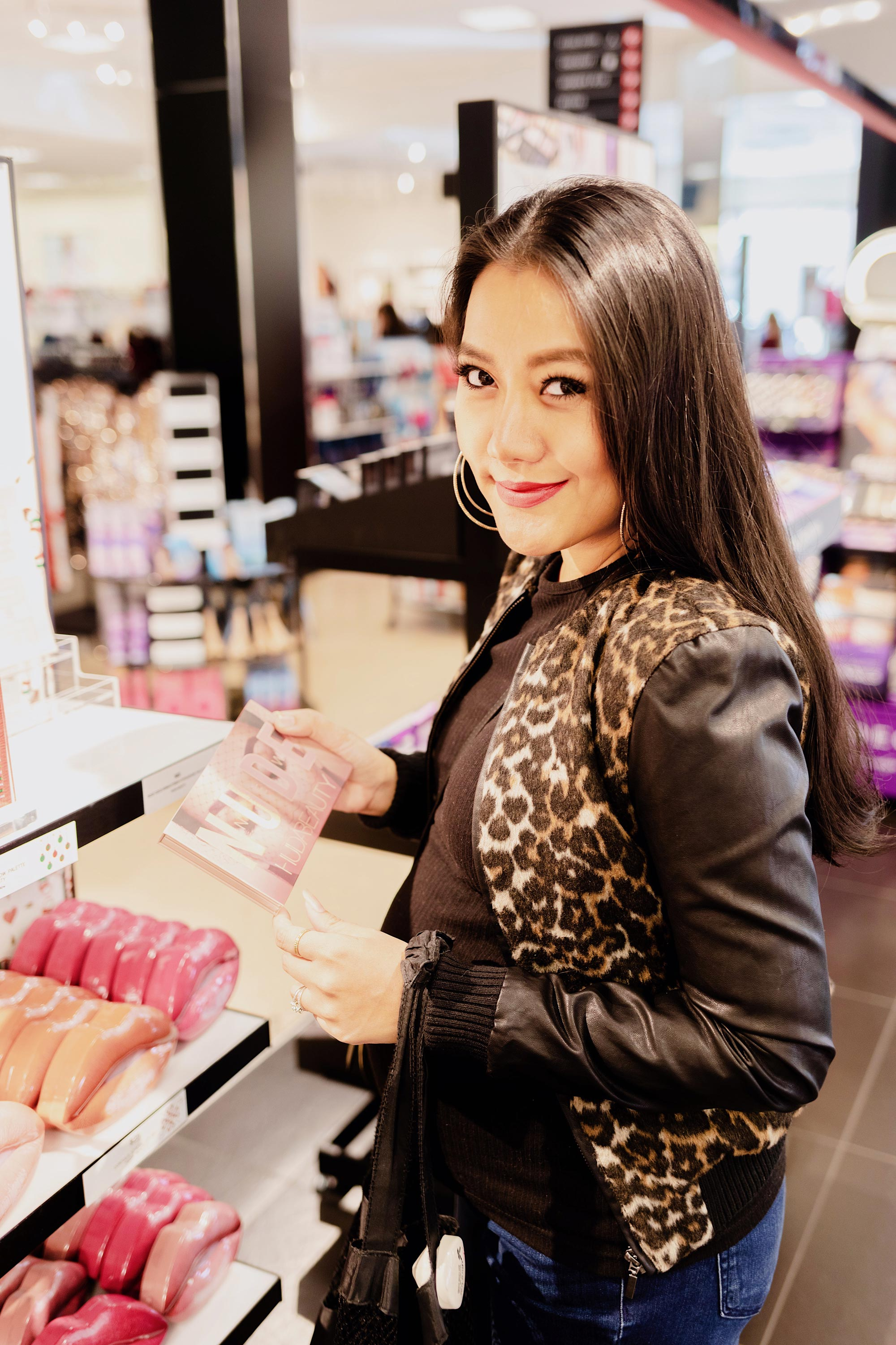 Sephora inside JCPenney Last Minute Gift Ideas Molly Larsen Beauty and Style Blogger Arizona Allaboutgoodvibes.com IG @thevibescloset