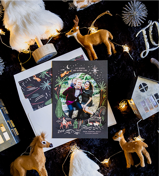 3 Tips to Create A Memorable Personalized Holiday Card with Ease
